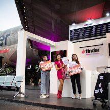 'Tinder' เผยเมืองยอดฮิตคนไทยปักหมุดหาเพื่อนใหม่ผ่านฟีเจอร์ Passport